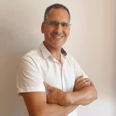 Jesús Barreña. Licenciado en Derecho. Asesor financiero. Foto de perfil