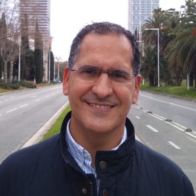 Jesús Barreña. Licenciado en Derecho. Asesor financiero. Jesús en Barcelona