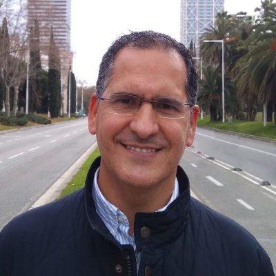 Jesús Barreña. Agente de seguros licenciado en Derecho. Asesor financiero. Jesús en Barcelona